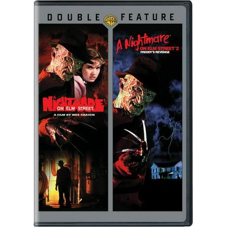 A Nightmare on Elm Street 1 & 2 (DVD)