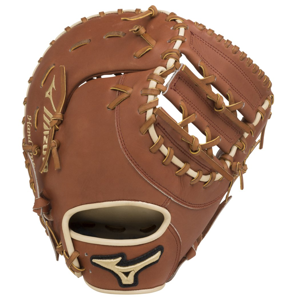 "Pro Select Baseball First Base Mitt 13"" by Mizuno"