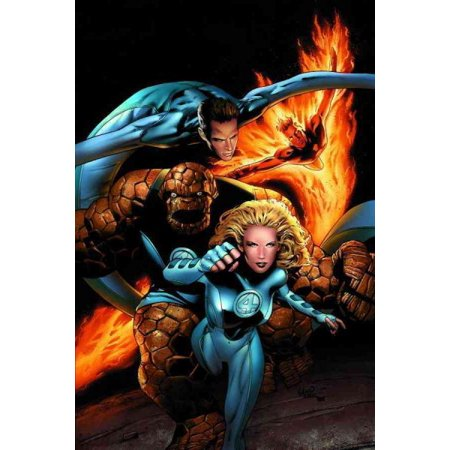 Ultimate Fantastic Four Vol. 5 - Crossover Great