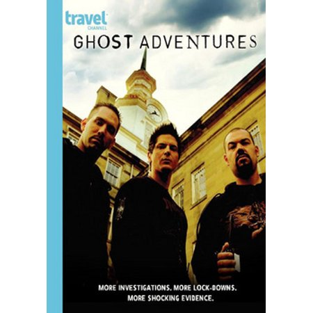Ghost Adventures: Season 3 (DVD)