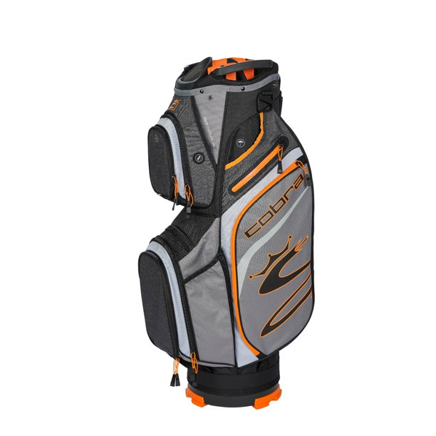 Cobra Golf 2020 Ultralight Cart Bag Quiet Shade-Vibrant Org - Walmart.com -  Walmart.com