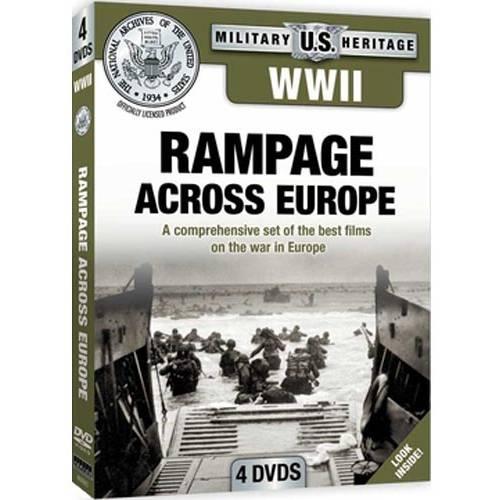 WWII: Rampage Across Europe