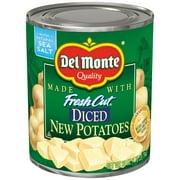 Del Monte Fresh Cut Diced New Potatoes, 28.0 OZ