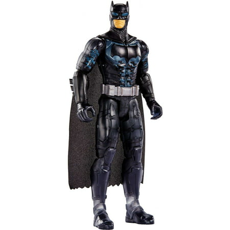 DC Justice League Stealth Suit Batman 12-Inch Action Figure - Authentic Batman Suit