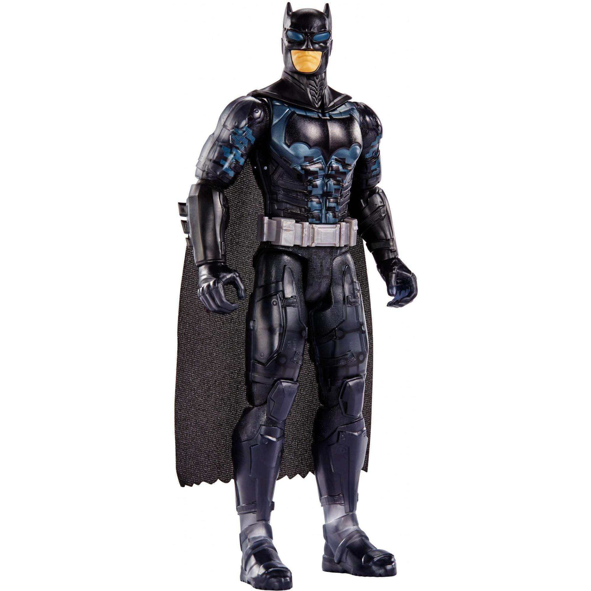 DC Justice League Stealth Suit Batman 12-Inch Action Figure