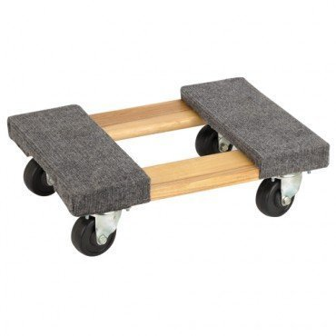 Mover's Dolly 1000 lbs. weight capacity, 18