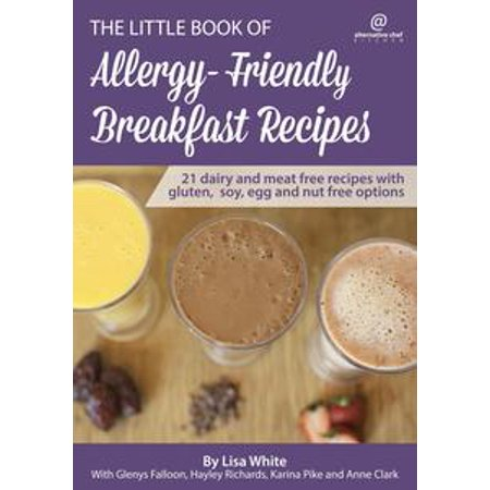 Breakfast Recipes: 21 Dairy and Meat Free Recipes with Gluten, Soy, Egg and Nut Free Options - eBook](Halloween Eyeball Egg Recipes)