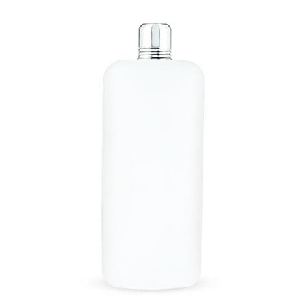 - Rogue: 26oz Plastic Flask by True