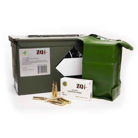 Zqi Ammunition - 5.56 Ball Cartridge