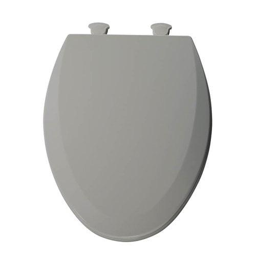 Superb Bemis Residential Molded Wood Toilet Seats White Walmart Com Dailytribune Chair Design For Home Dailytribuneorg