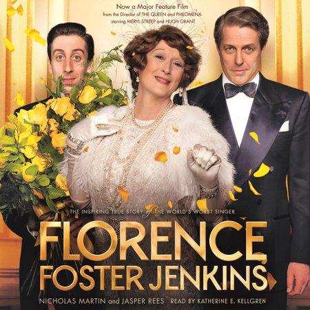 Florence Foster Jenkins - Audiobook