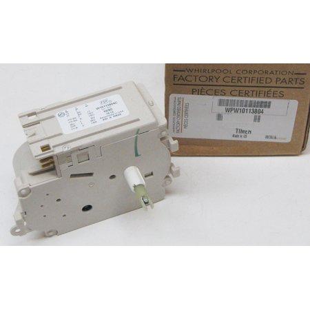 Washing Machine Timer Control Whirlpool Kenmore Wpw10113804 Ap6015125 Ps11748397