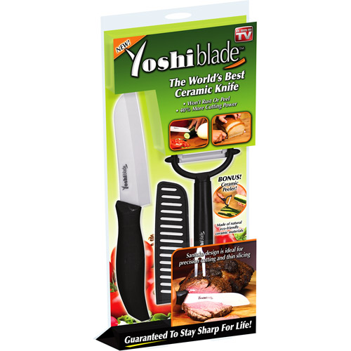 As Seen on TV Yoshi Blade Ceramic Knife