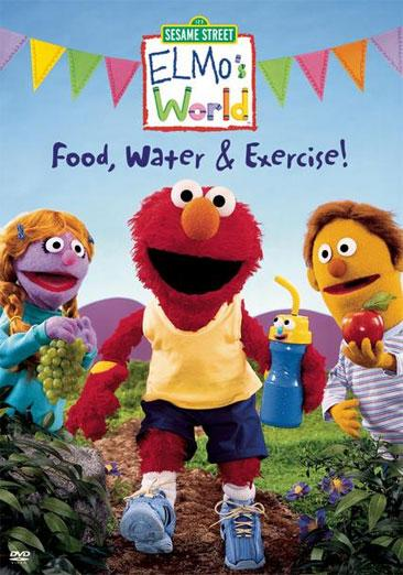 Sesame Street PBS Kids: Elmo's World: Food, Water & Exercise (Other) by WARNER HOME VIDEO