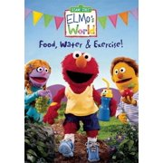 Sesame Street PBS Kids: Elmo's World: Food, Water & Exercise (Other) by Ingram Entertainment