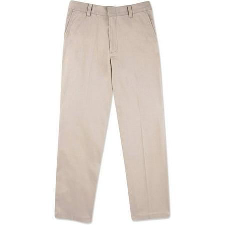 George Boys School Uniforms Flat Front Pants