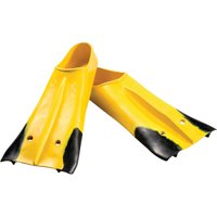 FINIS Z2 Gold Swimming Fins in Yellow
