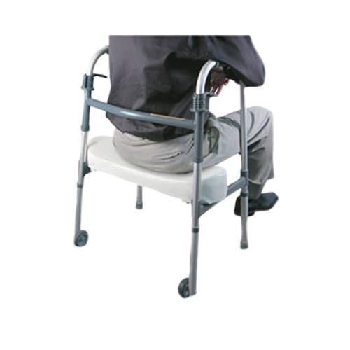 Walker rest seat
