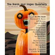 Bards and Sages Quarterly (October 2016) - eBook