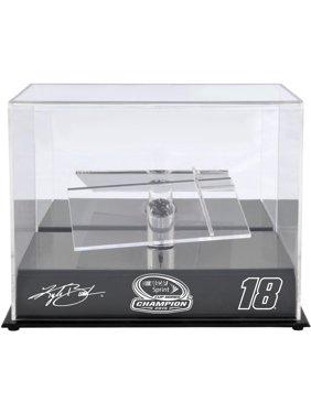 Kyle Busch 2015 Sprint Cup Champion 1/24 Scale Die Cast Display Case