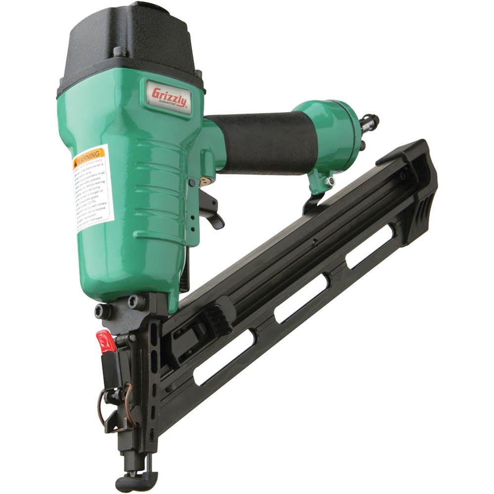 "Grizzly T20644 15 Gauge 1-1 4"" 2-1 2"" 34 Angled Finish Nailer by"