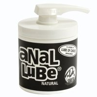 Doc Johnson Natural Personal Anal Lubricant - 4.5 oz