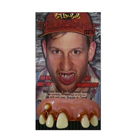 Billy Bob 10031 Deliverance Fake Teeth Novelty Item - Fake Buck Teeth