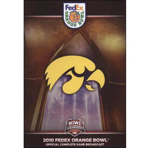 2010 FedEx Orange Bowl: Georgia Tech Vs. Iowa Hawkeyes