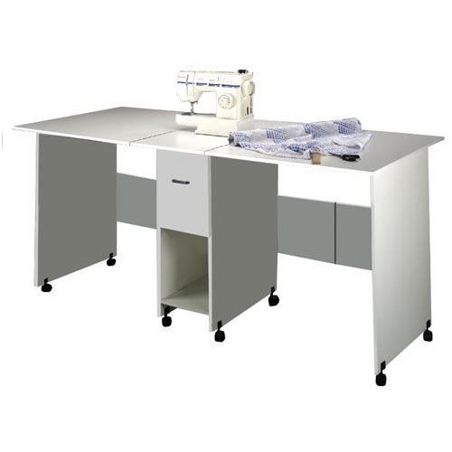 Venture Horizon Delano Folding Craft Table Walmart Com