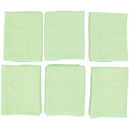 Fruity Red Wine (Zwipes Microfiber Large Green Bar, Wine, and Stemware Towels 6 ct Pack )