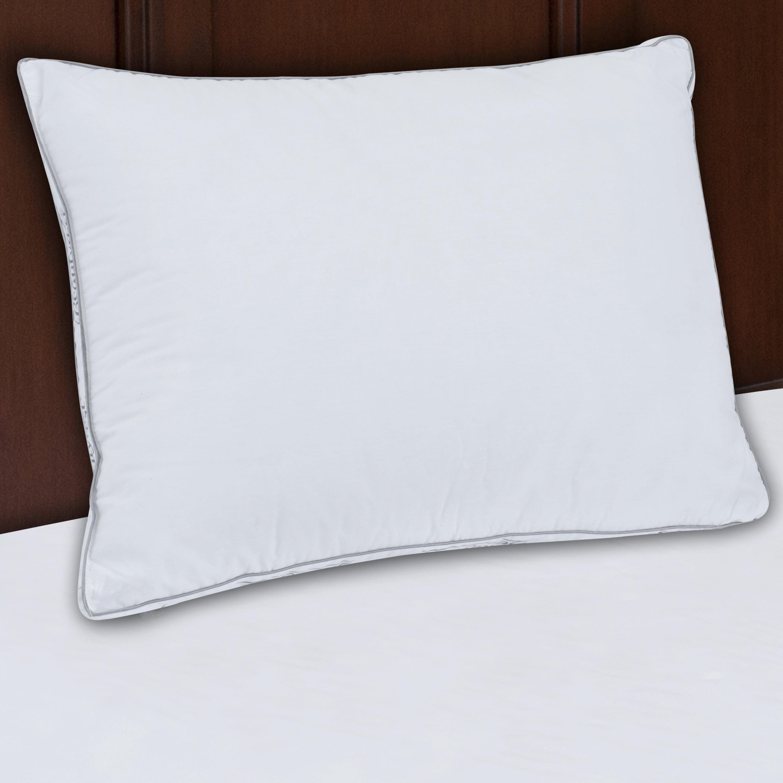 Sleeping Pillow Queen Size Luxury Extra Firm Sleeper Head Neck Support Beddings