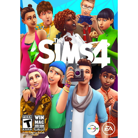 The SIMS 4 Limited Edition, Electronic Arts, PC, (Best Space Sim Games)