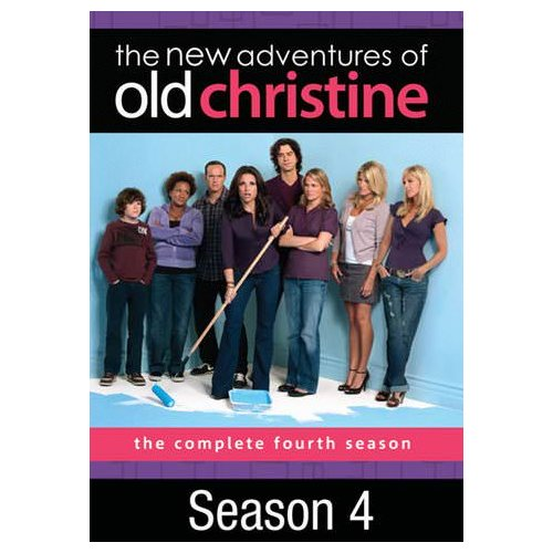 The New Adventures of Old Christine: Season 4 (2008)