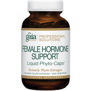 Gaia Herbs (Professional Solutions), Female Hormone Support 60 lvcaps