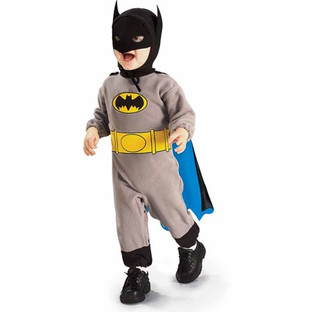 Batman Infant Halloween Costume, Size 12-18 Months