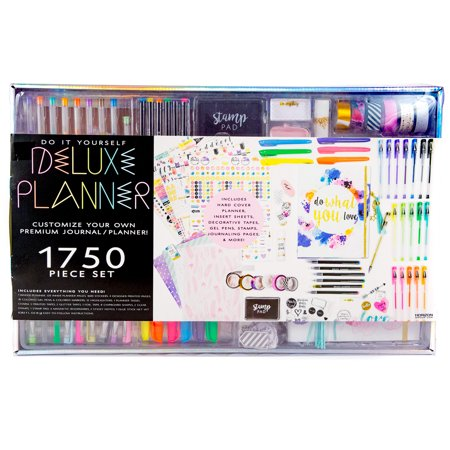 do it yourself deluxe planner kit by horizon group usa. Black Bedroom Furniture Sets. Home Design Ideas