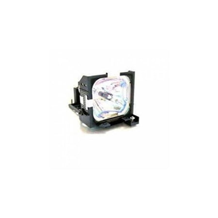 Replacement for INFOCUS LP4 LAMP and HOUSING replacement light bulb (Lp E4 Replacement)
