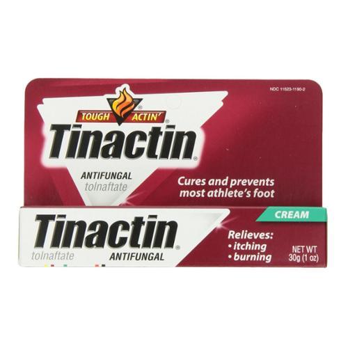 Tinactin Antifungal Cream 1 oz (Pack of 6)