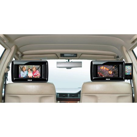 Rca 7 twin dvd player for ipodiphone walmart fandeluxe Choice Image