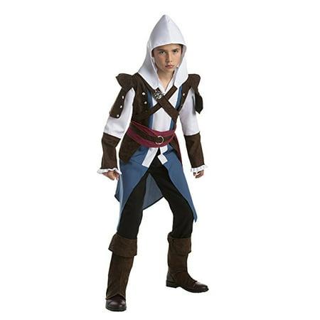 Assassin's Creed Edward Kenway Classic Teen Costume, Size 12-14 - Assassin's Creed Edward Kenway