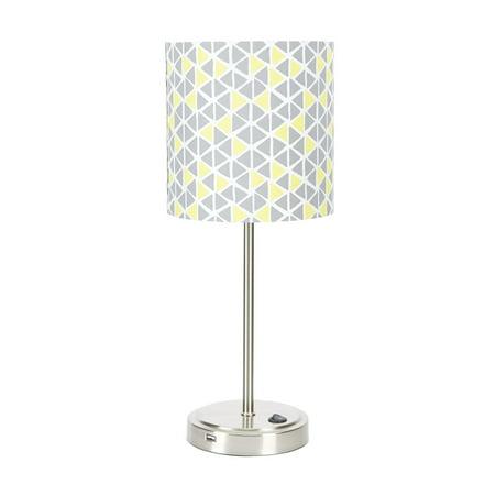 Mainstays Grab And Go Stick Lamp With Usb Port Walmart Com