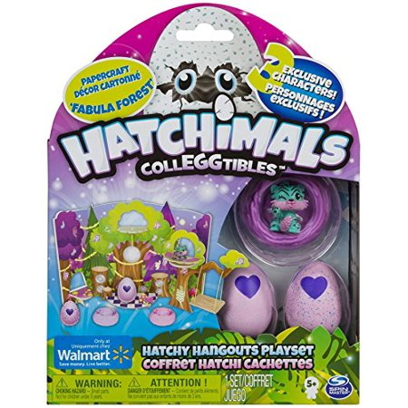 Hatchimals Nursery Playset Kamisco