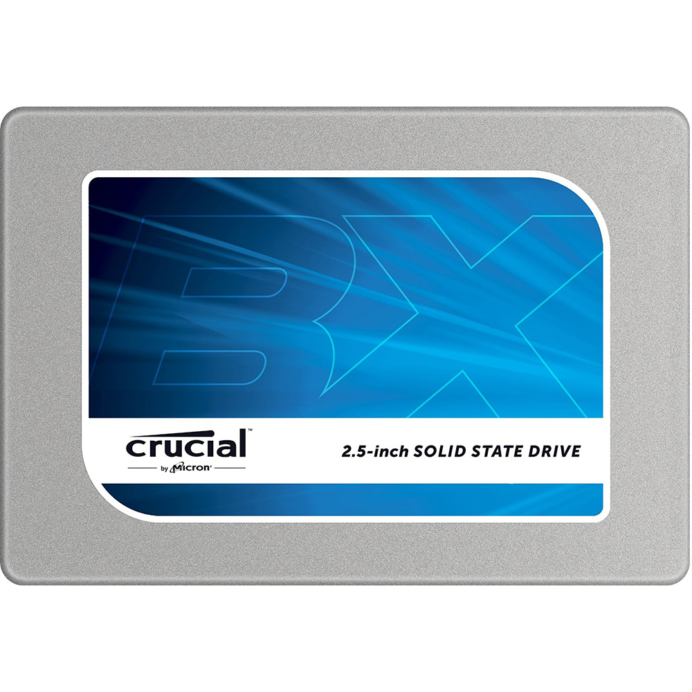 "Crucial Technology BX100 500 GB 2.5"" Internal Solid State..."