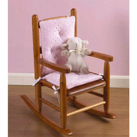 Outstanding Heavenly Soft Childs Rocking Chair Cushion Cushion Only Inzonedesignstudio Interior Chair Design Inzonedesignstudiocom