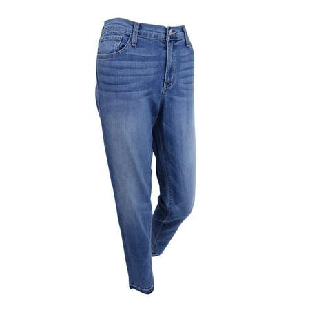Flying Monkey Gray Wash Skinny Jeans (32, Sky