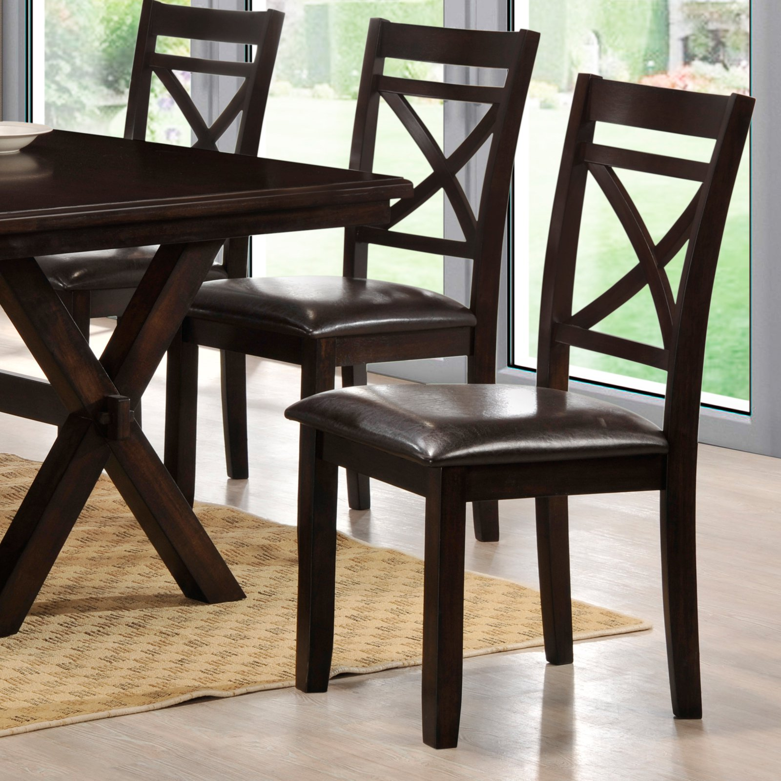 United Furniture Simmons Austin Dining Chairs - Set of 2