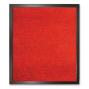Dart World Standard Backboard - Red