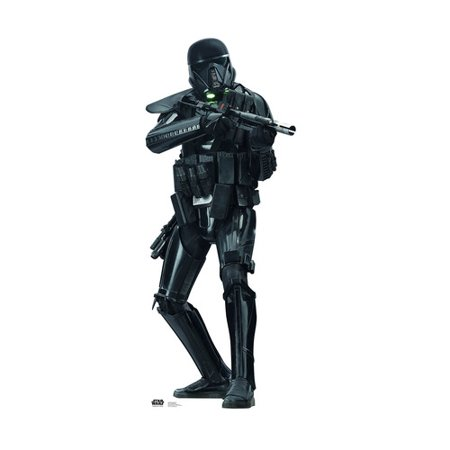 Advanced Graphics Star Wars Rogue One Death Trooper  Life-Sized Cardboard Cutout