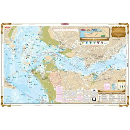Waterproof Charts 220F (Large Print Waterproof Charts)