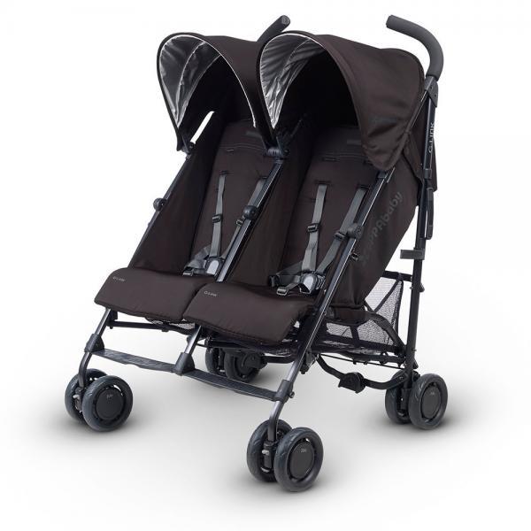 Uppa Baby G-LINK Stroller, Jake (Black)